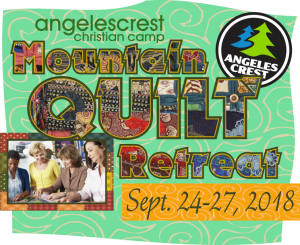 Quilters Retreat 2018