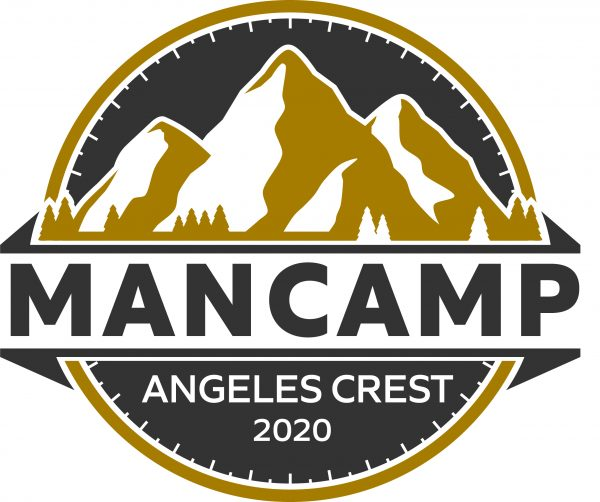 man camp logo angeles crest christian camp