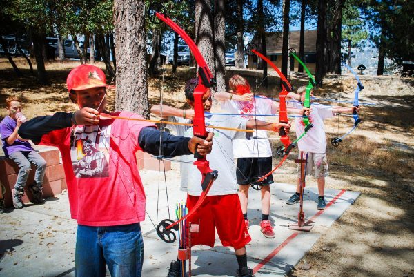 preteen archery angeles crest