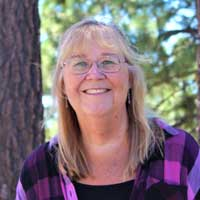 Vicky Stevens, Registrar at Angeles Crest Christian Camp