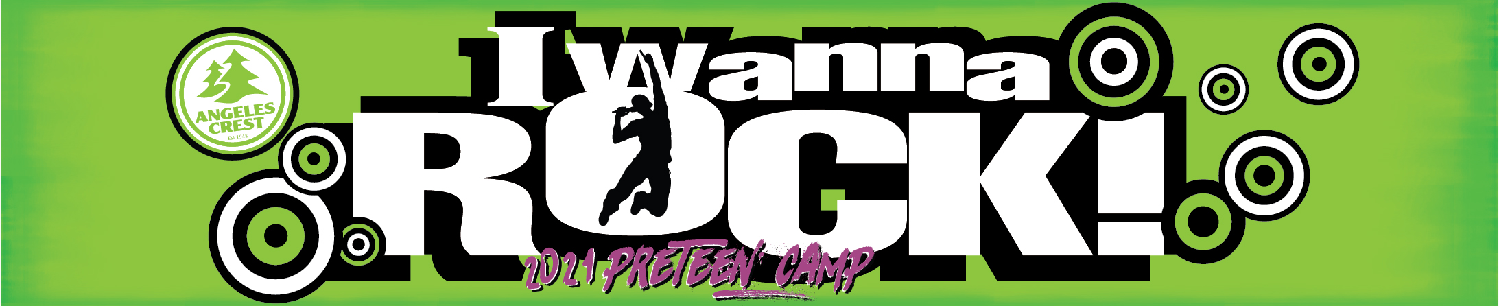 angeles crest summer 2021 preteen theme i wanna rock