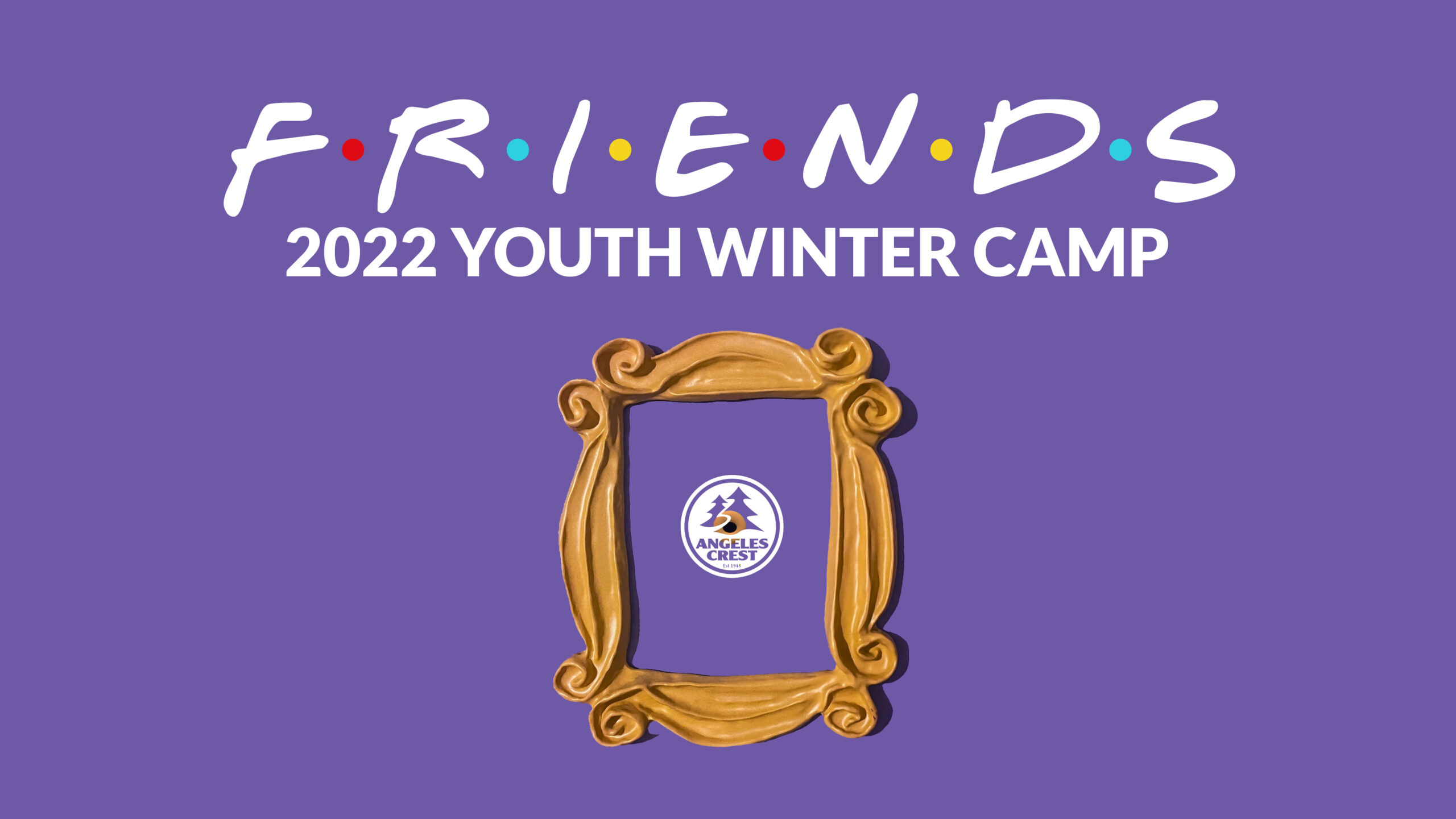 Angeles Crest Youth Winter Theme - Friends